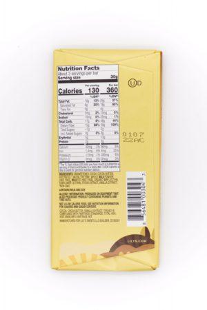 Lily's Milk Chocolate Style Creamy Milk 40% 3oz