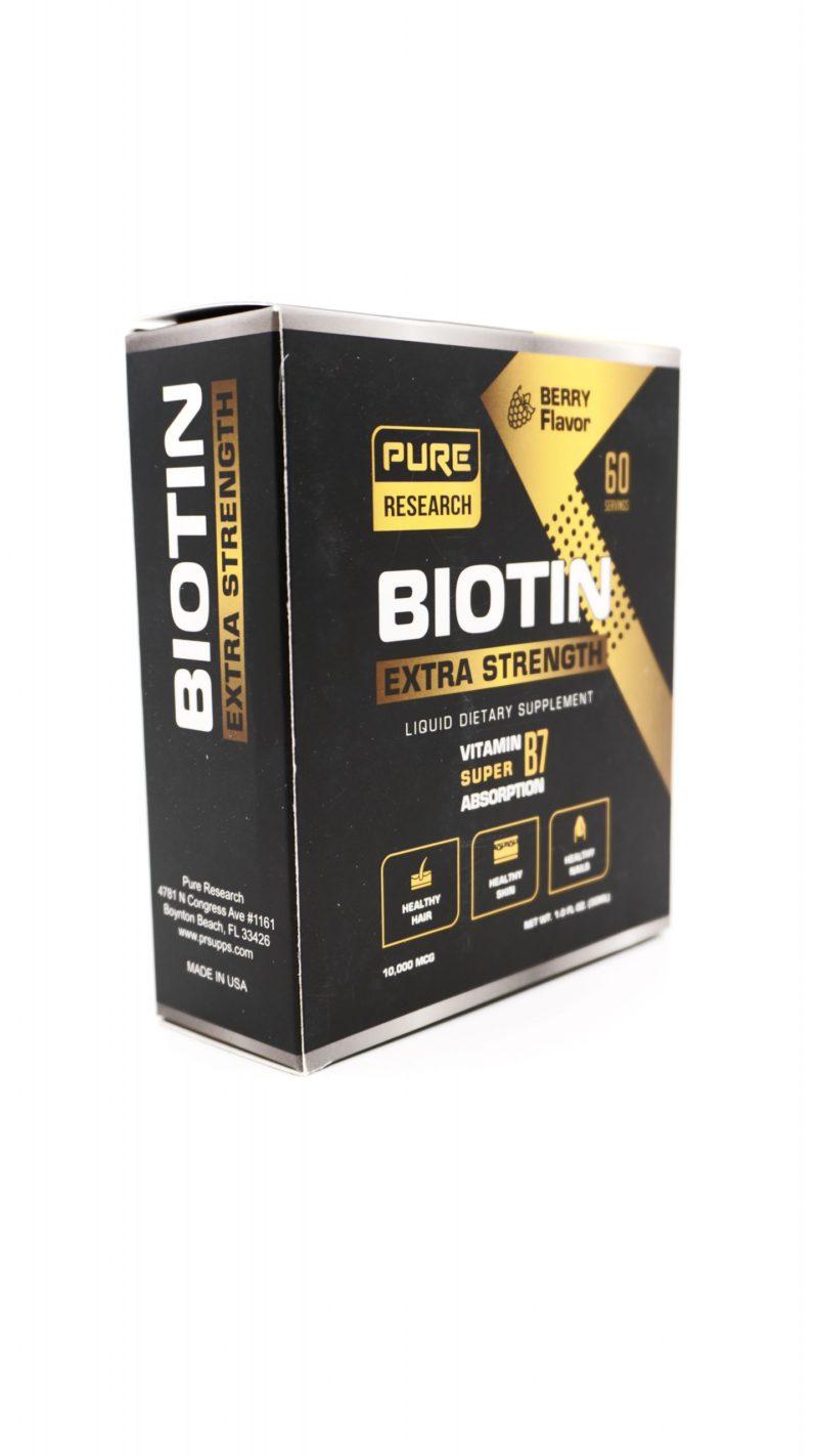 Extra Strength 10000mcg Biotin Liquid Drops