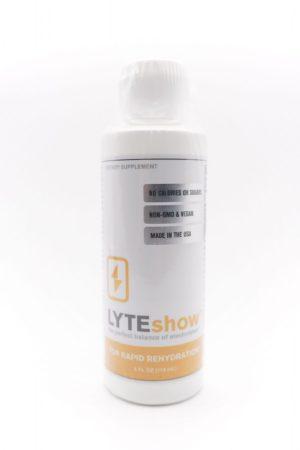 LyteShow Sugar-Free Electrolyte Supplement