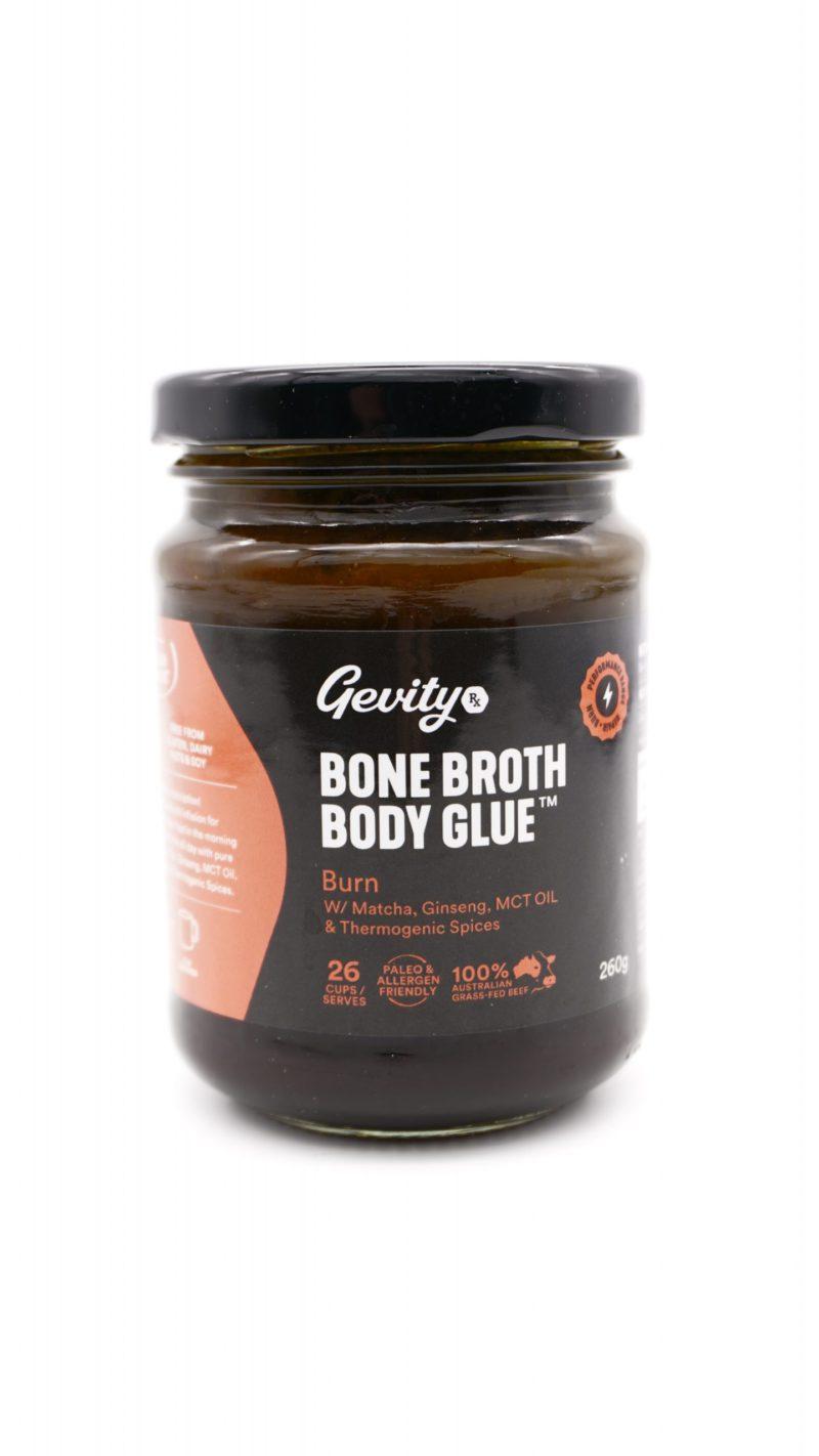 Bone Broth Body Glue - Burn 260g