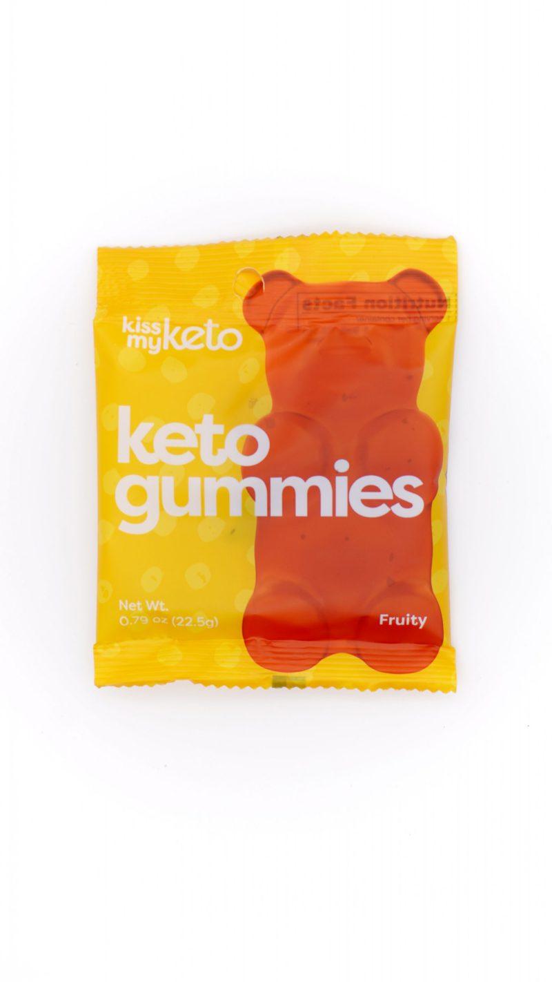 Kiss My Keto Gummies, Gummy Bear