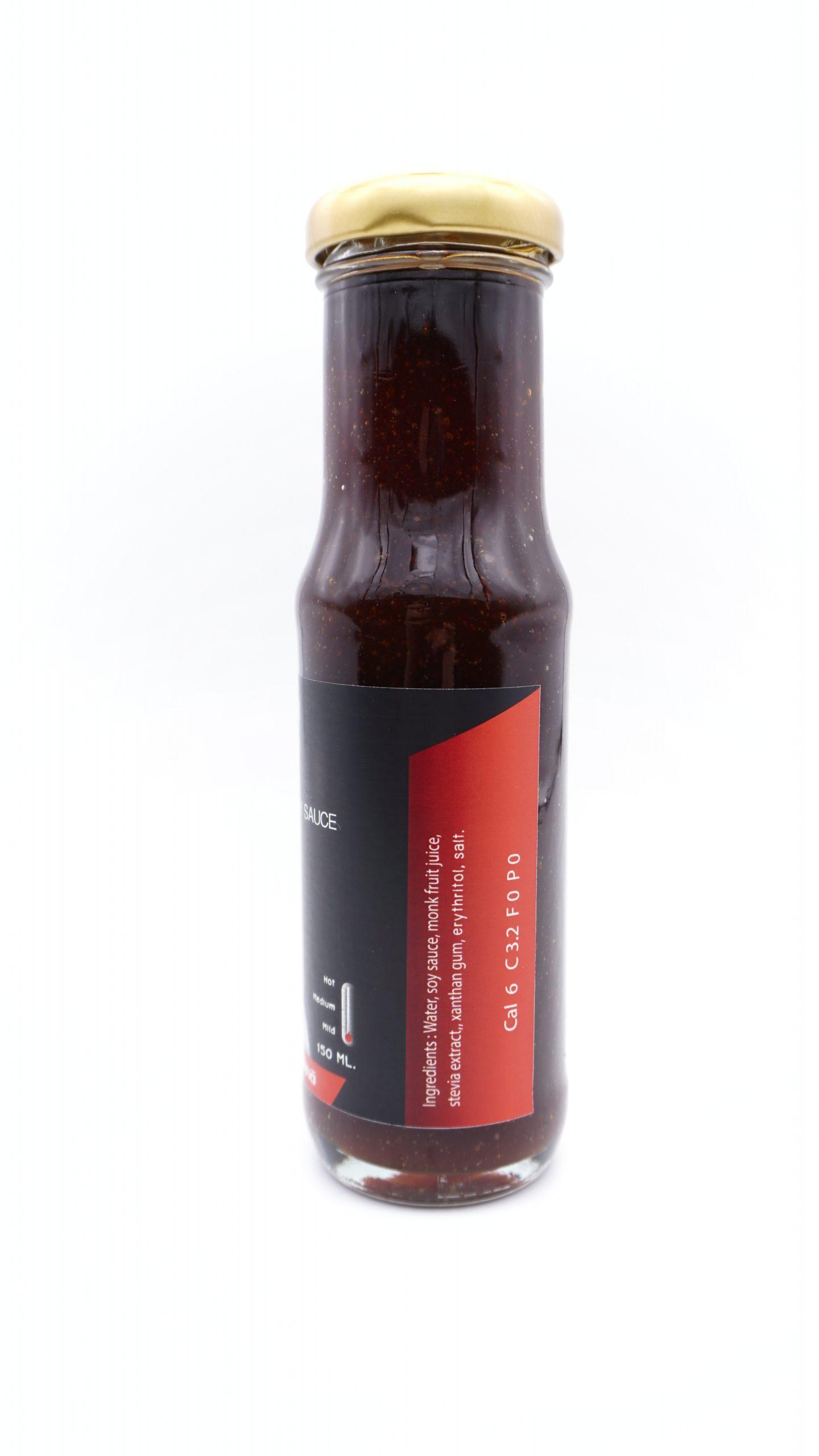 SUNTURI Keto Super Black Soy Sauce 150ml