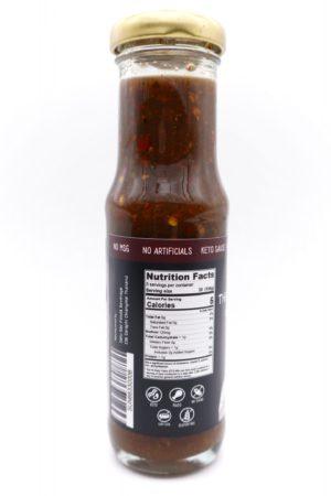 SUNTURI Keto Thai Spicy Sauce 150ml