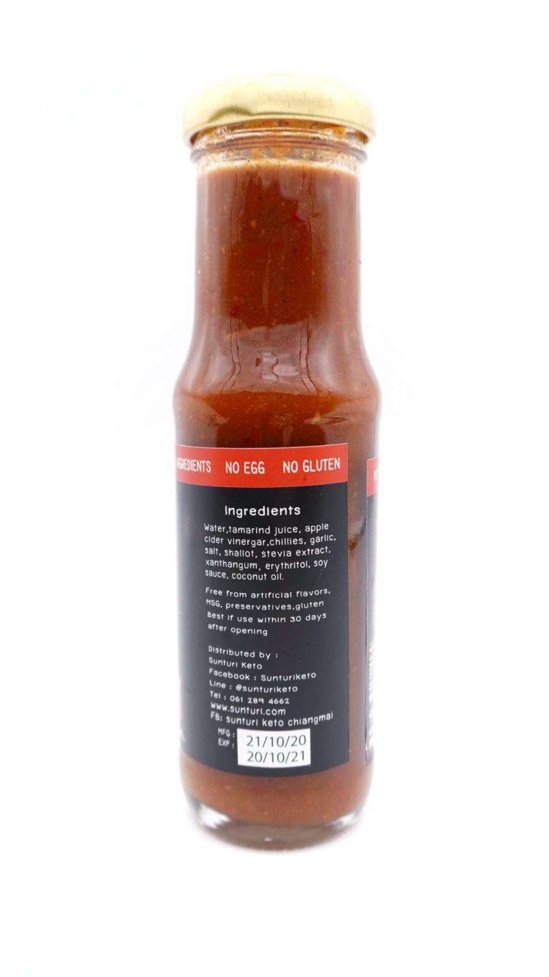 SUNTURI Keto Pad Thai Sauce 150ml