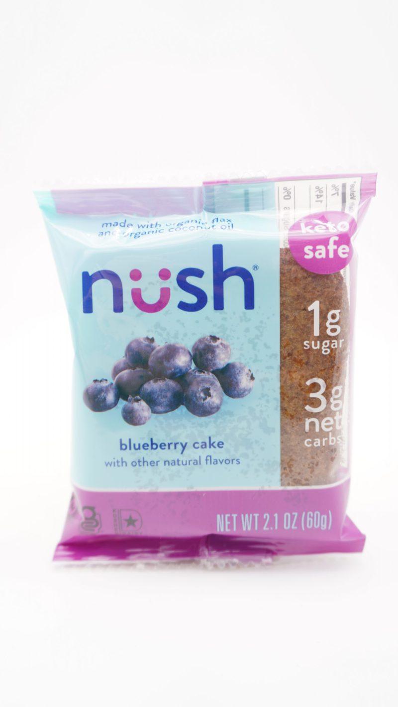 Nush 生酮藍莓蛋糕 60g