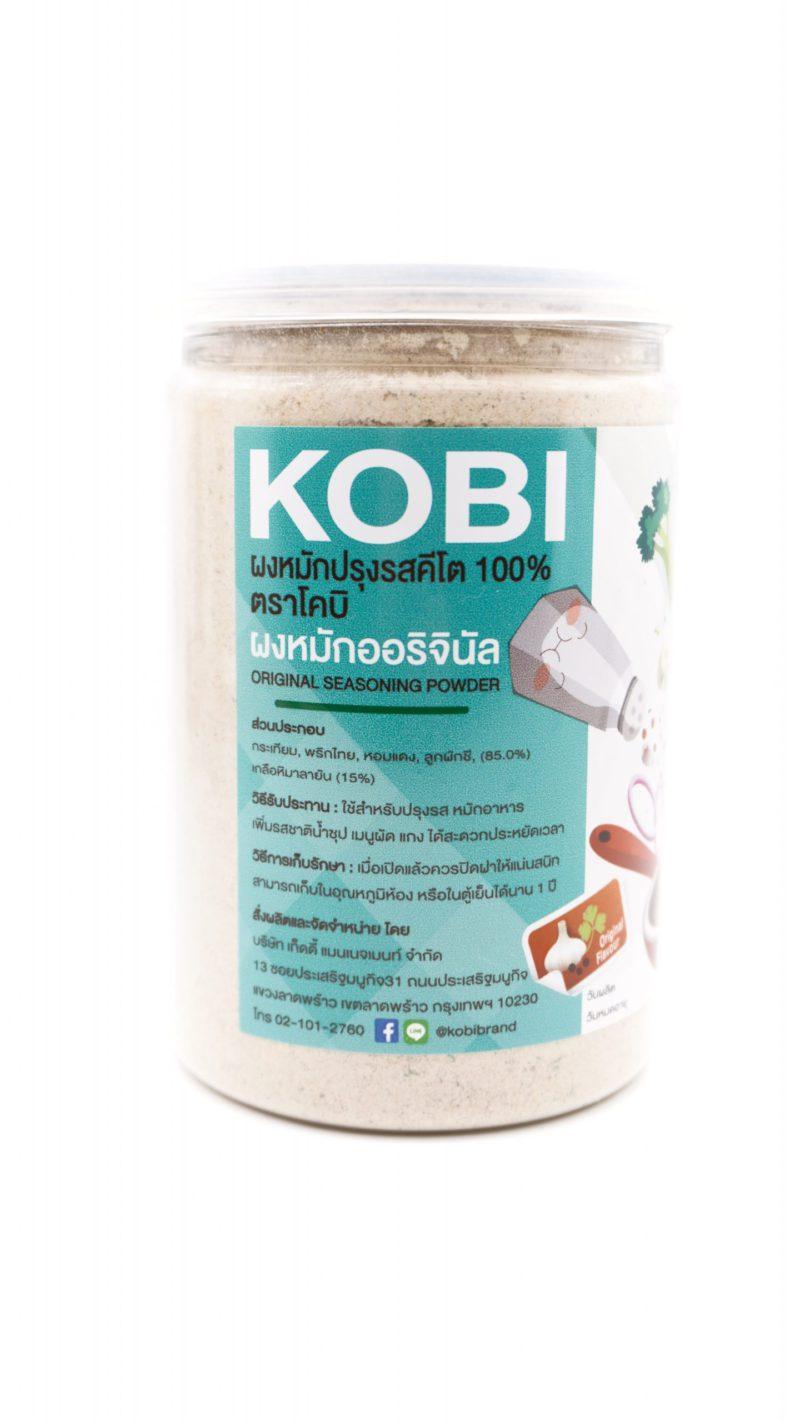 KOBI Keto Seasoning Powder original flavor 200g