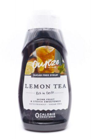 Ounze keto syrup Lemon Tea 320ml