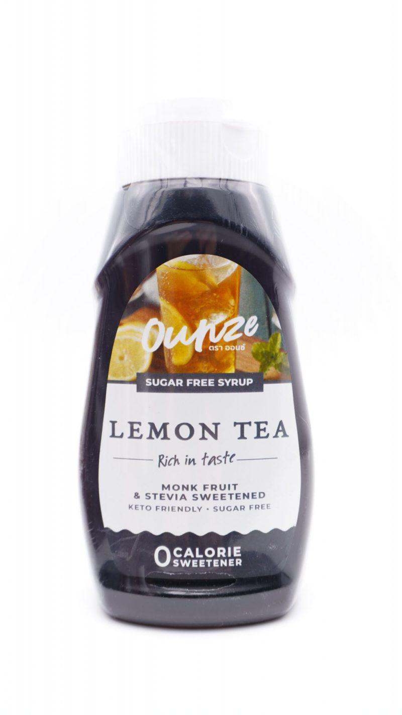 Ounze syrup 生酮糖漿 檸檬茶味 320ml