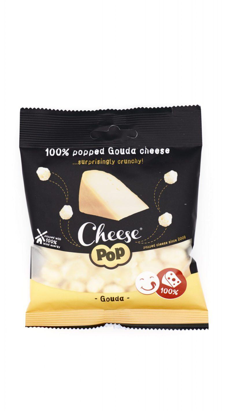 Cheesepop 100% Netherlands Gouda Cheese flavor 20g