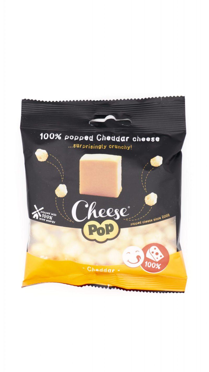 Cheesepop 100% Netherlands Cheddar Cheese flavor 20g