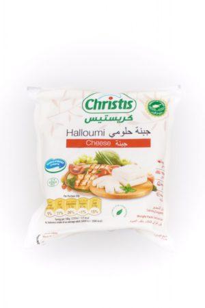 Christis Cyprus Mixed Milk Halloumi Cheese / 250g