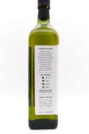 Chosen Food 100% pure Avocado Oil 1L