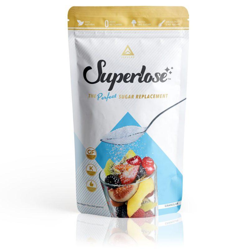 Superlose® Keto Sugar Replacement 12oz