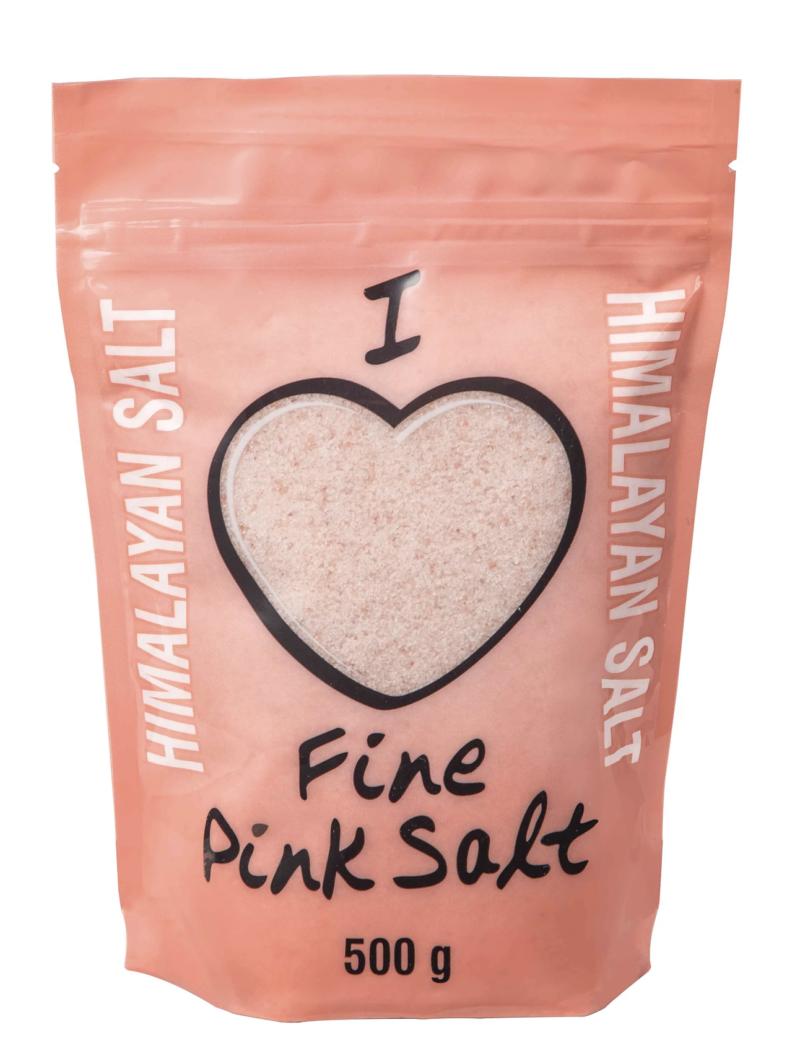 Cape Himalayan fine pink salt 500g