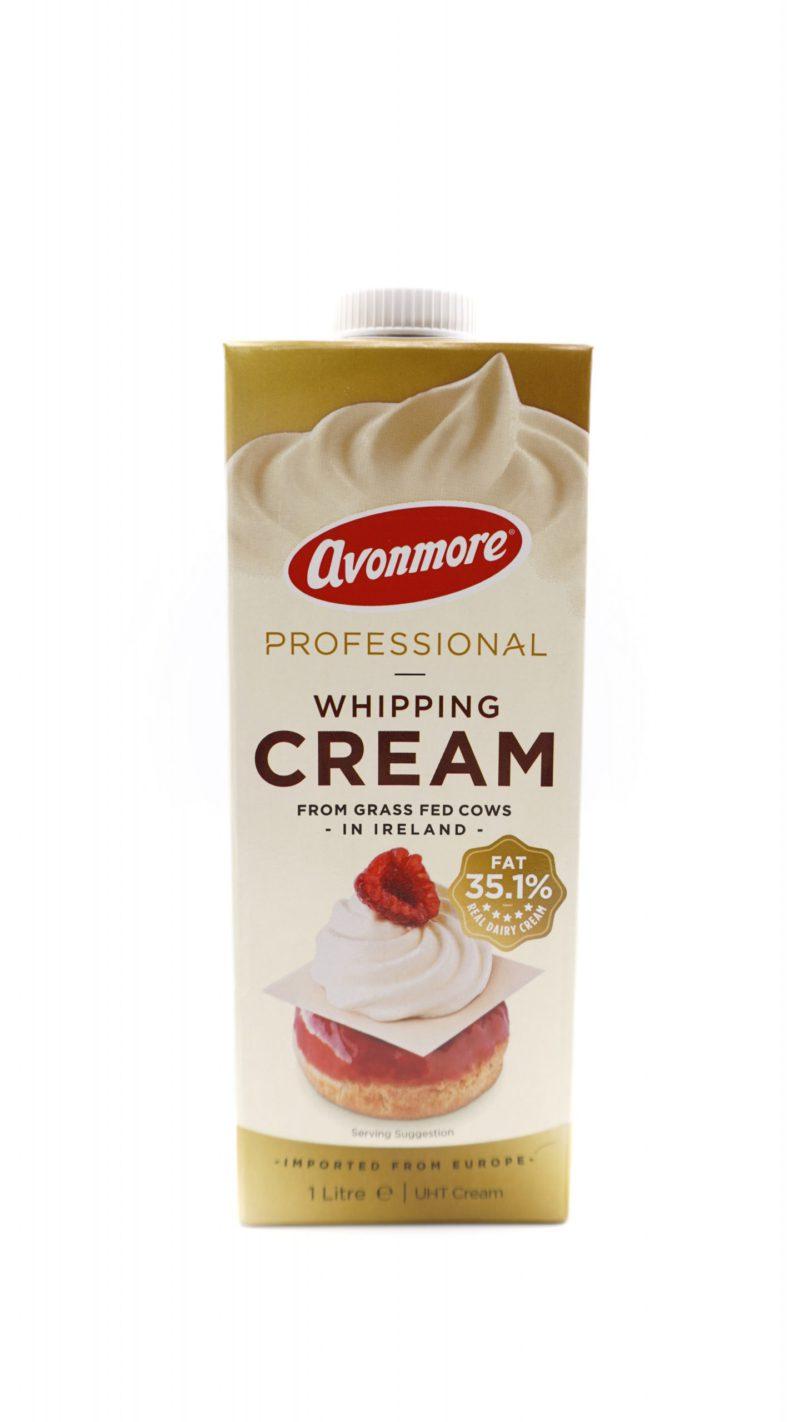 Avonmore Grass-fed Whipping Cream 1L
