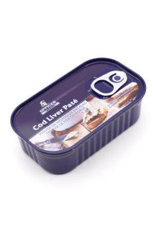 Officer 鱈魚肝醬 115g
