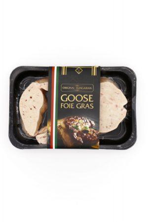 Original Hungarian Goose Foie Gras 180g