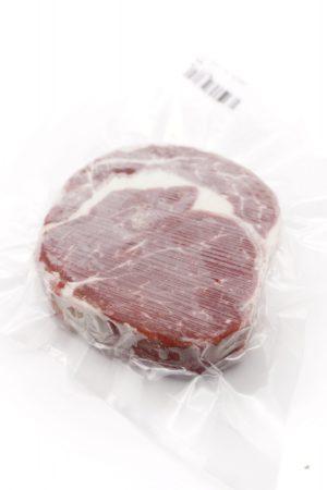 New Zealand Grass-Fed Prime Steer 1 Ribeye Steak
