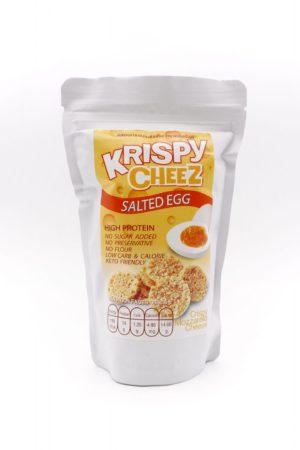 Krispy Cheez 芝士脆脆 咸蛋黃味 30g