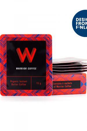 Warrior Coffee 芬蘭全有機優質防彈咖啡