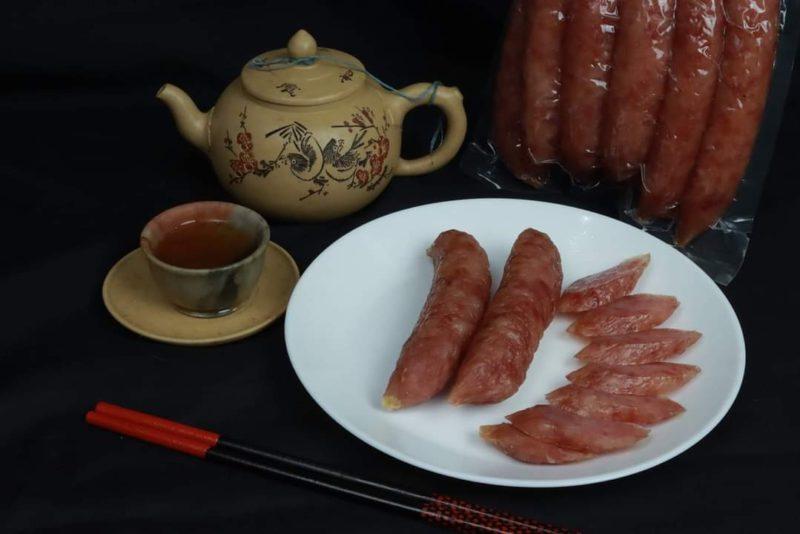 富福 泰式生酮肉腸 500g