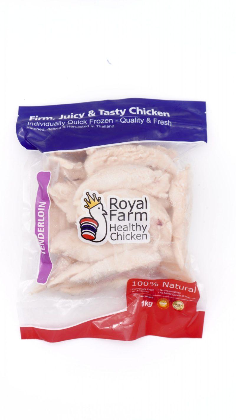 Royal farm 無激素健康 雞柳 1kg